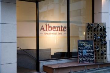 CHAMPAGNE CAFE Albente