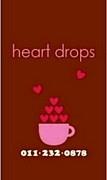 cafe heart drops
