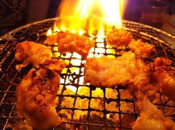 焼肉 ホルモン 富士