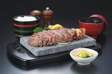 石焼ステーキ贅長野若槻店