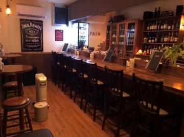 cafe&bar   fain