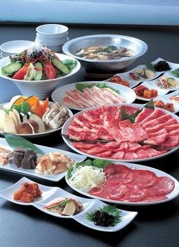 焼肉レストラン 食道楽 米子店