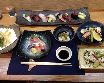 寿司 きしだ