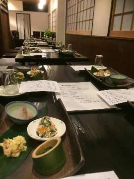 日本酒ダイニング 割烹くずし 絹 東村山