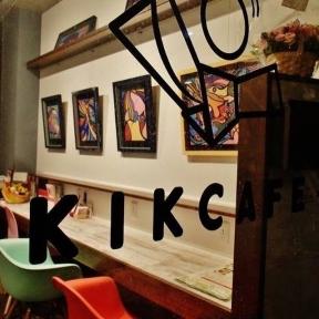 Coworkingcafe  kikcafe