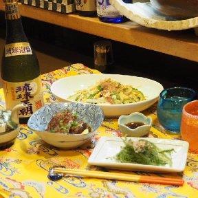 沖縄料理 すくばり