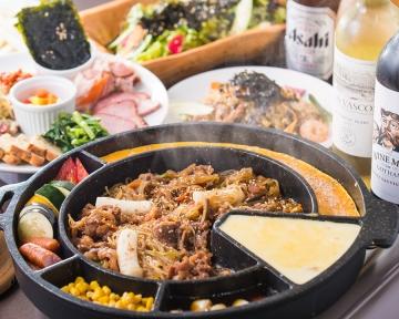 石焼熟成肉と韓国料理バル Aasu 下北沢