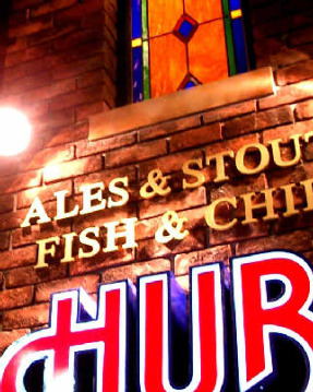 BRITISH PUB HUB 上野昭和通り店