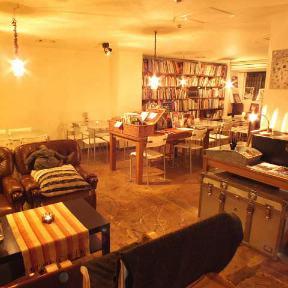 TREASURE RIVER bookcafe(トレジャーリバーブックカフェ)