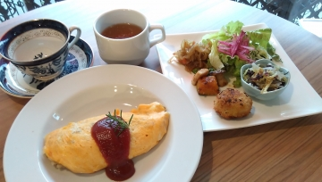 cafe キッチン・アミア