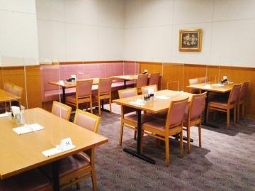 ホテルプリムローズ大阪 レストラン「味彩」