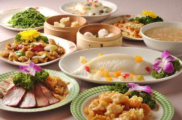 中華料理 華香楼 オーダー式食べ放題