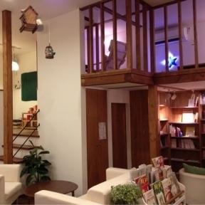 大阪 絵本 カフェ はびき堂