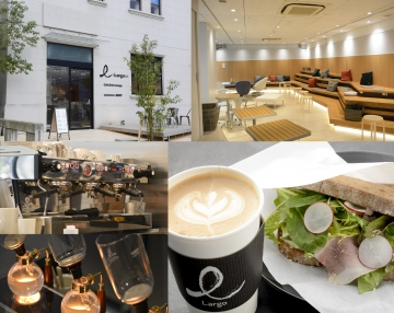 Largo Cafe& Bar Lounge presented by UCC 横浜公園店