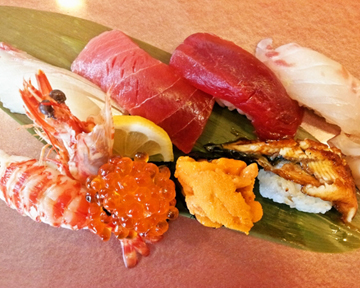 鮨旬魚菜 きぐち