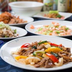 中国料理豪華楼