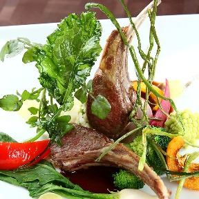 野菜ソムリエのナポレオン