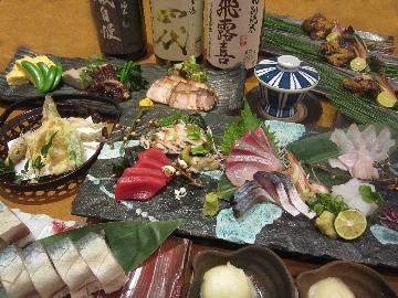 魚菜 さか蔵 本店
