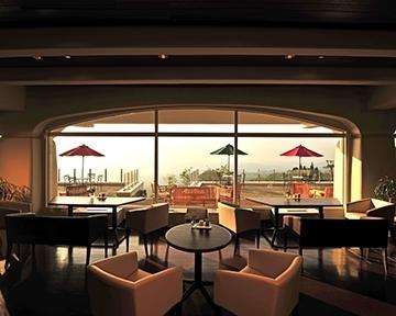 赤倉観光ホテル カフェテラス