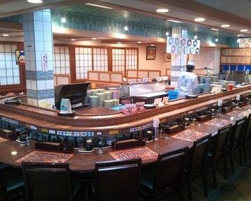 鮮魚回転 大鮮寿司