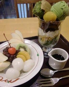 甘味茶屋 京・おたぎ庵