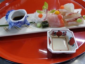 懐石 魚惣