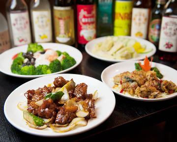 本格中華料理 天香 市ヶ谷店