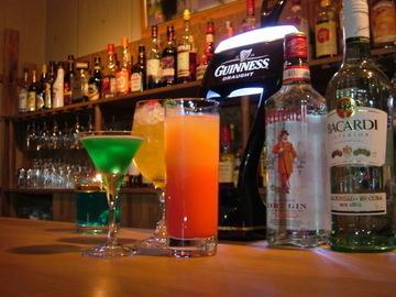 Billiards&Cafe Bar Cueyu Club SHINTENCHI
