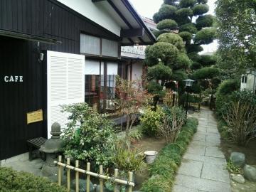 古民家風カフェ ママノキモチ カフェ 菅野駅3分
