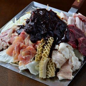 新長田食堂+かしみん焼き箱