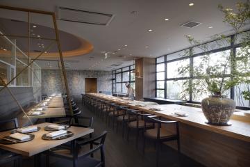 アゴーラ福岡山の上ホテル&スパ 日本料理「暦」