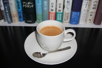 Book cafe 閑古堂
