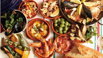 スペイン料理 アティコドス