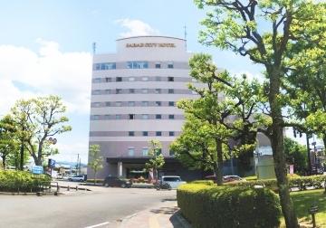 イル・ヴィゴーレ サバエ・シティーホテル8階