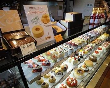 クロシェット洋菓子店