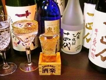 日本酒専門店 酒楽 枚方