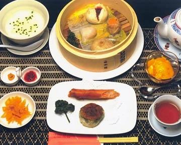 広州飲茶料理 麦府