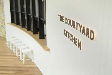 THE COURTYARD KITCHEN 〜ザ コートヤードキッチン〜