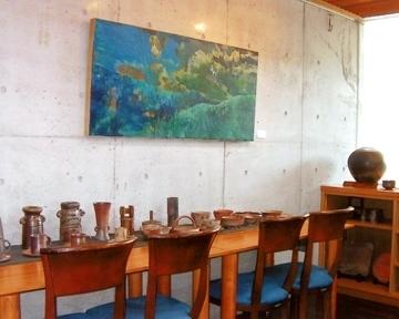 ラ・ポルト備前焼ギャラリー&カフェ
