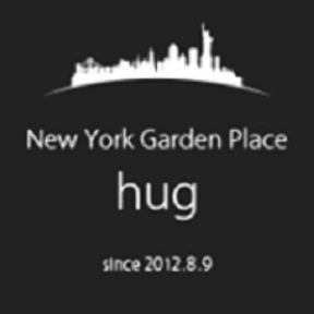 New York Garden Place hug