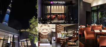 TOP TABLES 東京スカイツリータウン・ソラマチ店