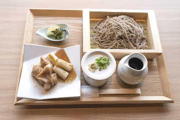天ぷらとそば ツクシ
