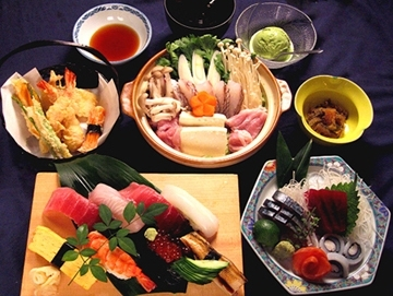 おひげ寿司