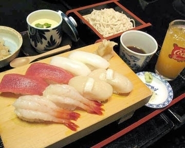 江戸前寿司 ちかなり