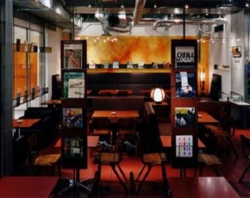 cafe&books bibliotheque カフェ&ブックス ビブリオテーク  E-ma梅田店 image