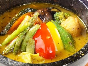 ガチャPのスープカリー image