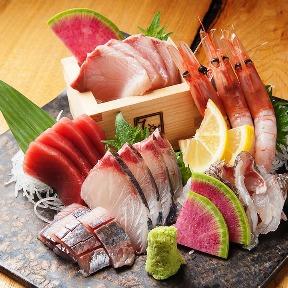 お刺身と串焼き ひげ hige