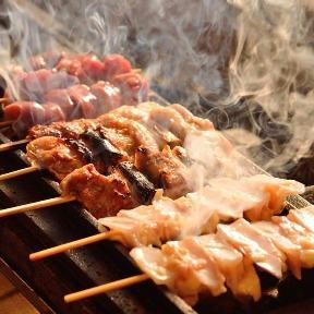 炭火串焼と旬鮮料理の店 別府 炭旬