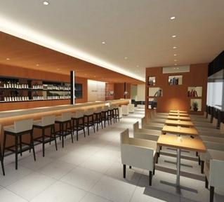 Cafe&Bar15 阪神西梅田