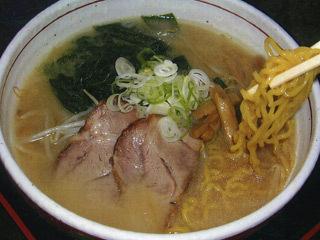 拉麺 美名味(みなみ)